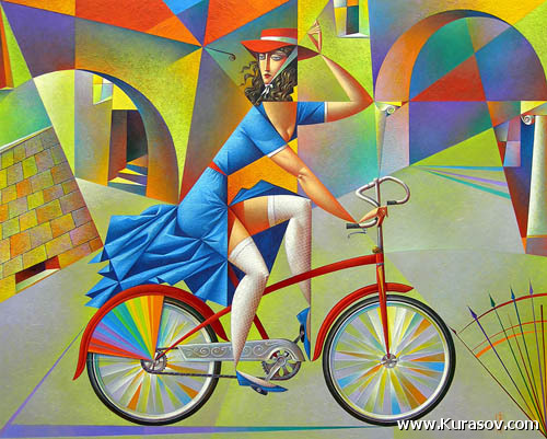 Toya's Tales Art of the Day - Georgy Kurasov